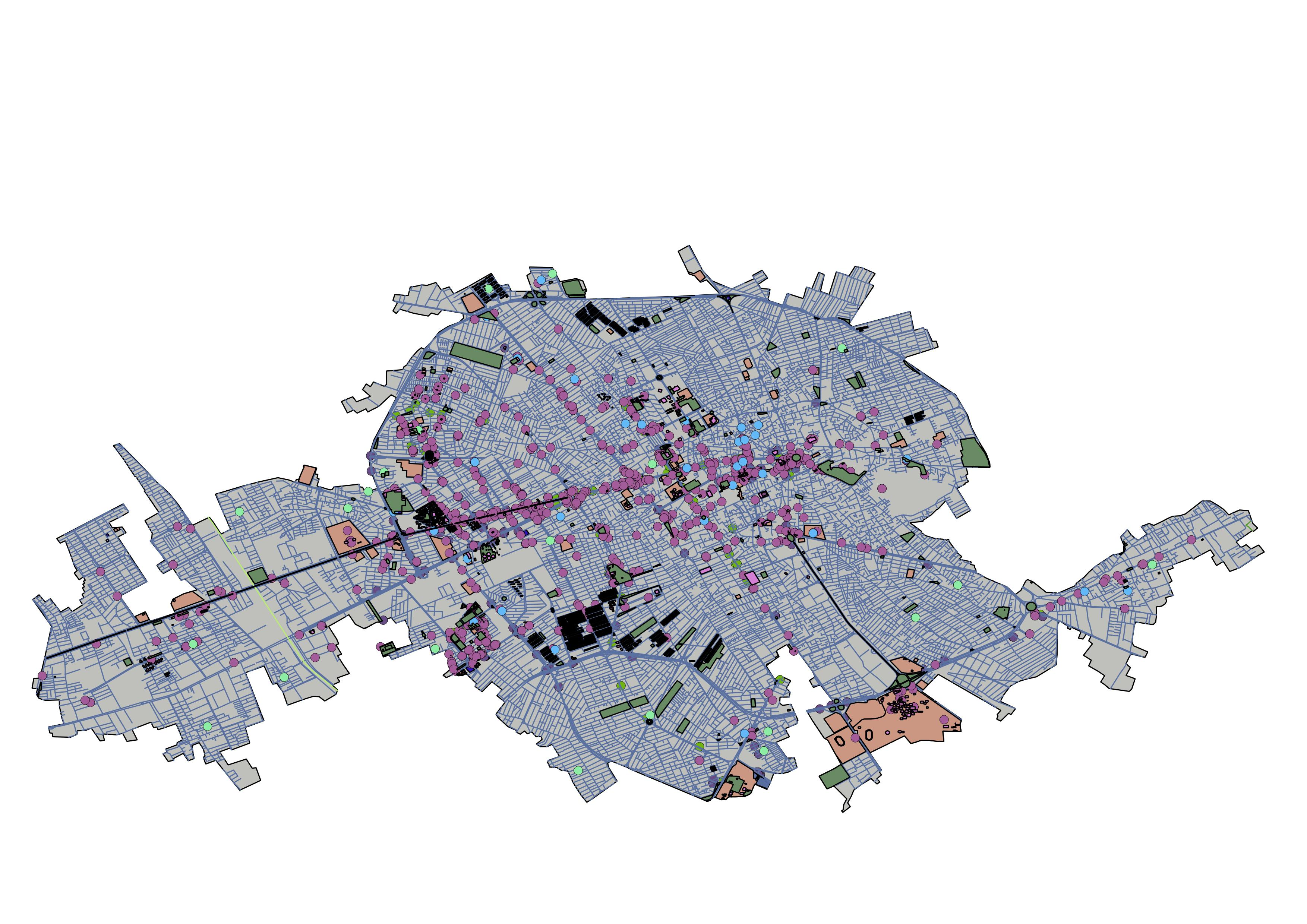 دانلود نقشه شهر کرمان
