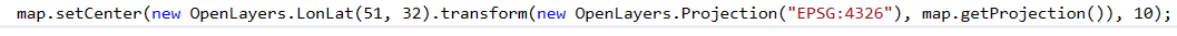 آموزش OpenLayers