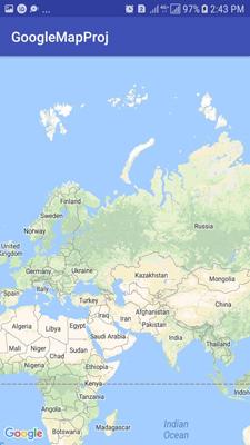 برنامه نویسی Mobile GIS