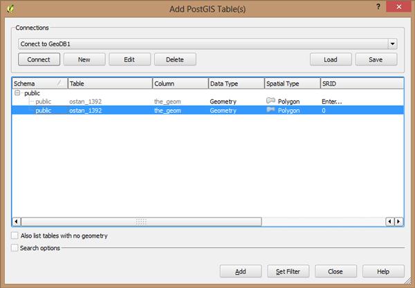 آموزش PostgreSQL