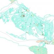 نقشه شهر یاسوج