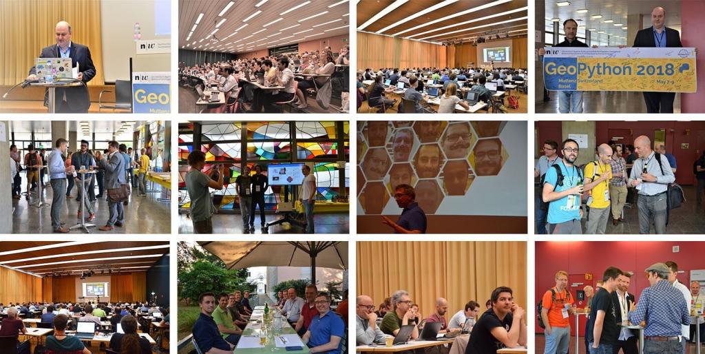 کنفرانس GeoPython