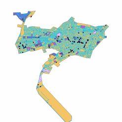 دانلود نقشه شهر ایلام