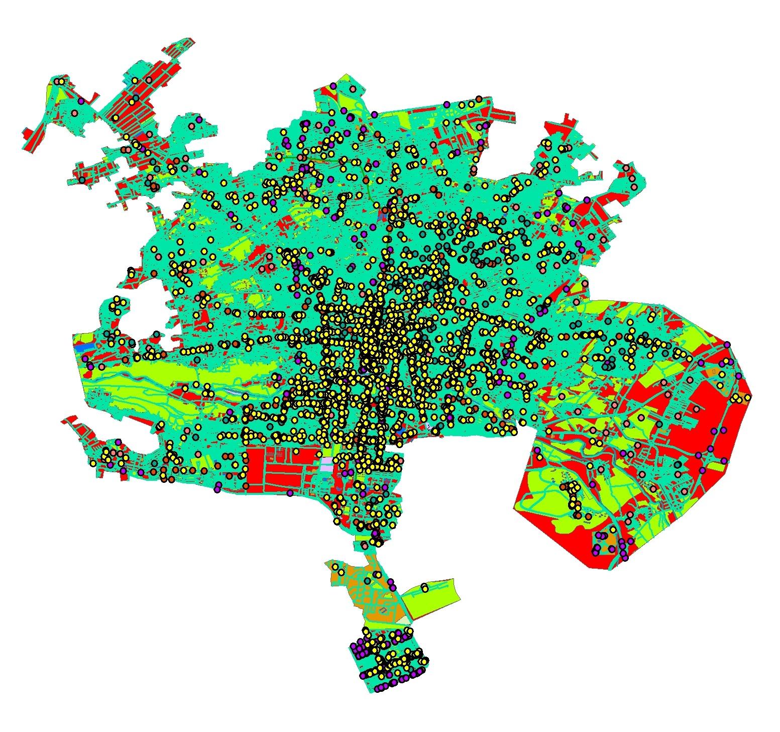 دانلود نقشه شهر اصفهان