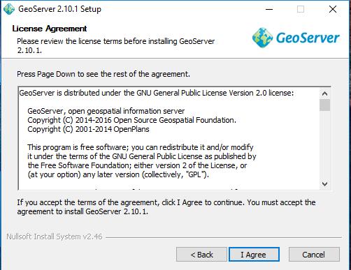 آموزش نصب GeoServer