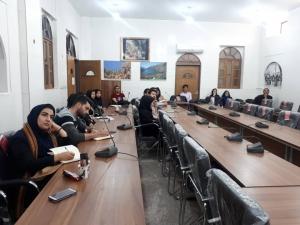 برگزاری سمینار دانشگاه اصفهان
